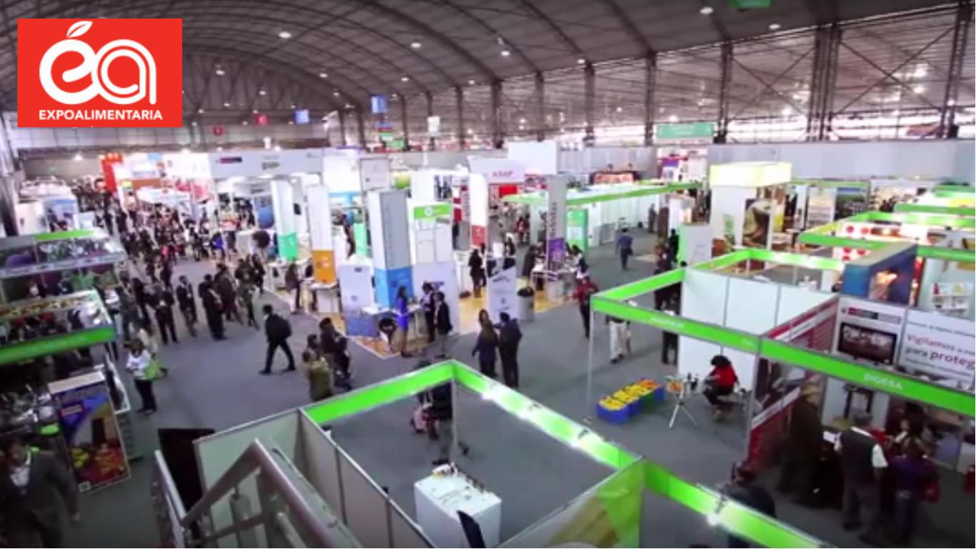 Video Expoalimentaria Perú